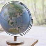 シンプルな地球儀