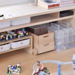 子どもの家具を組み直す