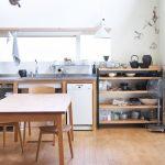 台所の模様替え